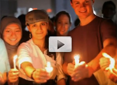 Earth Hour video