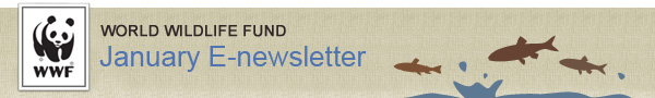 World Wildlife Fund - January E-newsletter